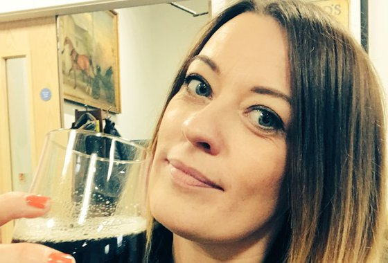 Claire Beer Sommelier