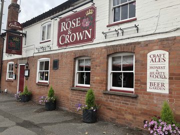 Rose and Crown